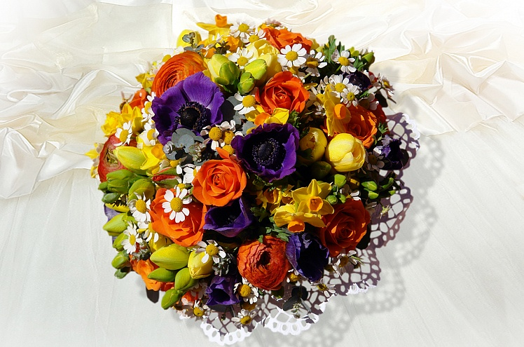 Оформление свадебный букет спб цветоптторг магазины цветов
